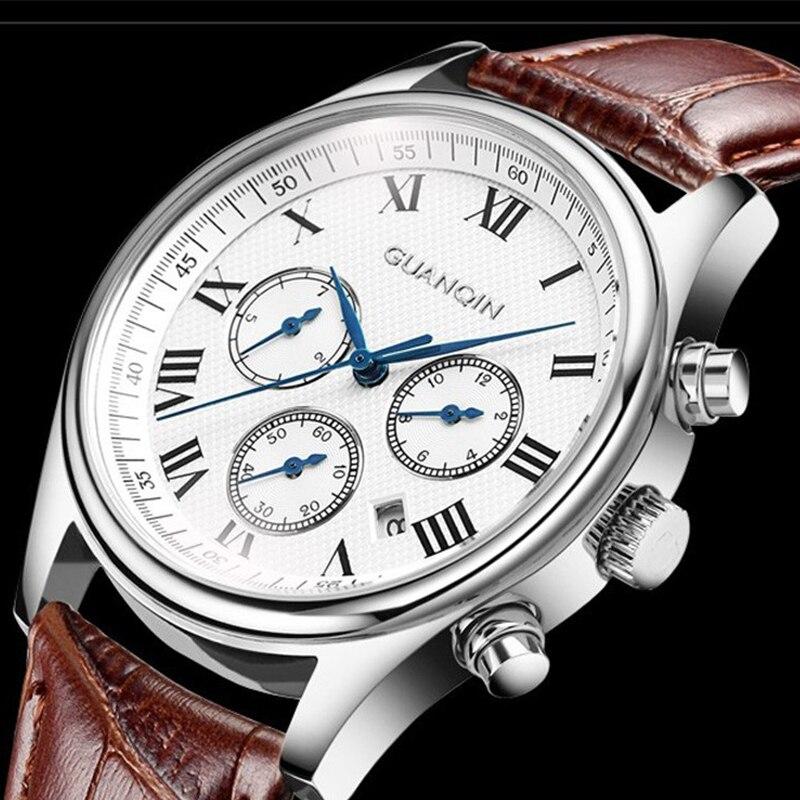 Мужские наручные часы GUANQIN