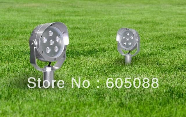 2016 ny IP66 udendørs 12w Epistar høj effekt ledet græsplæne lys ledet lampe ledet græs belysning AC100-240V CE & ROHS 12stk / lot
