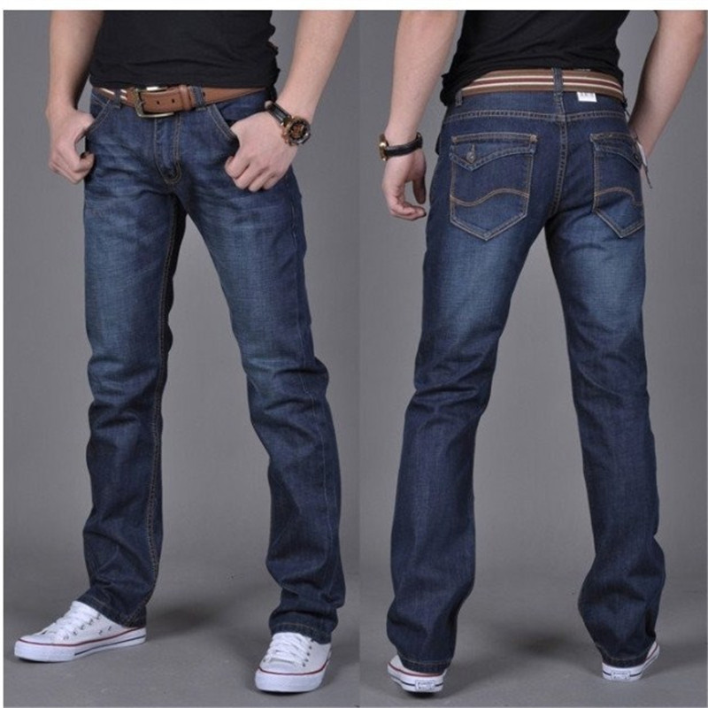 Popular Dark Blue Mens Jeans-Buy Cheap Dark Blue Mens Jeans lots ...
