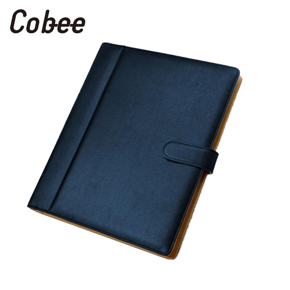 A4 Portfolio Folder Conference Folder Business Briefcase Large Capacity Fashion