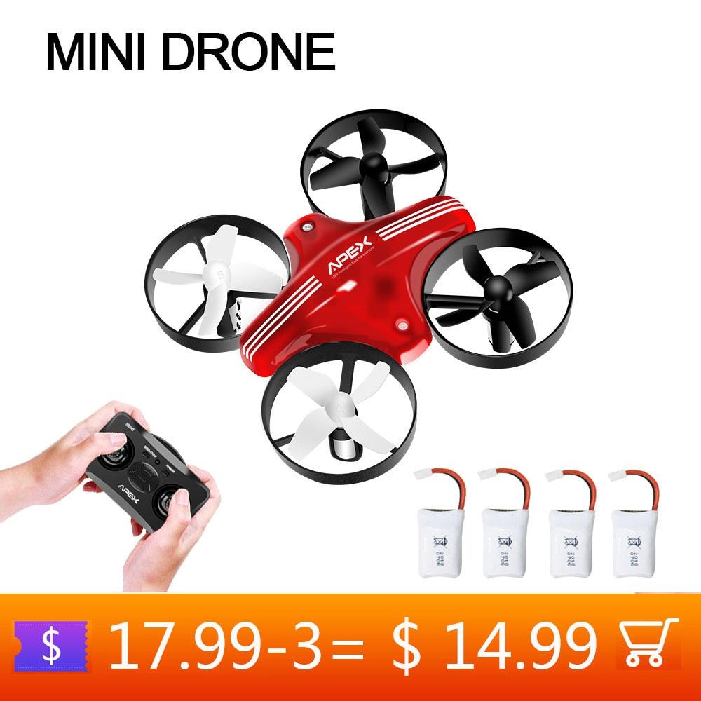 APEX GD-65A Mini Drone Rc Quadcopter Headless Modus mit Halten Höhe RC Quadcopter fernbedienung flugzeug Eders Spielzeug Für Kinder
