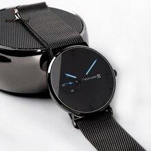 relogio masculino BOBO BIRD Men Watch Luxury Stainless Steel Date Display Quartz Watches Women Gifts Accept LOGO Drop Shipping