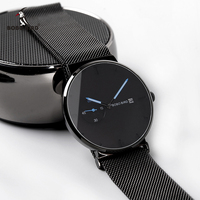 relogio masculino BOBO BIRD Men Watch Luxury Stainless Steel Date Display Quartz Watches Women Gifts Accept LOGO Drop Shipping
