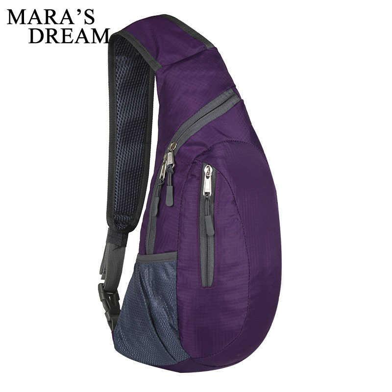 e388a7fb1a7 Mara s Dream Women Men Crossbody Bag Nylon Travel Male Bag Unisex  Waterproof Nylon Folding Cross Body