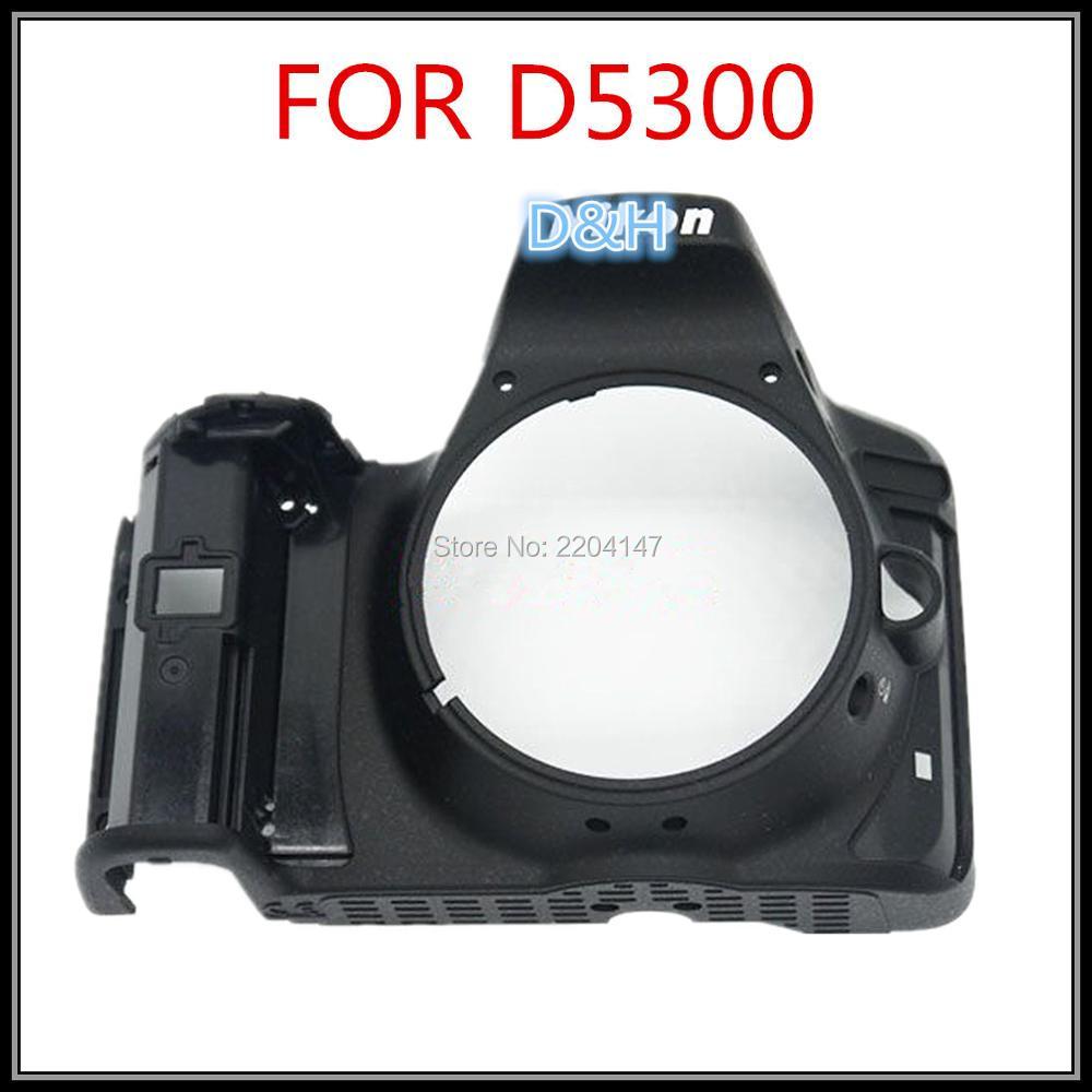 New original Bayonet shell,Front cover for SLR Nikon D5300 ;Camera Repair parts