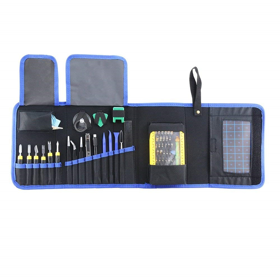 Hot 67 in 1 BST-118 Multi-purpose Toolkit Mobile Smart Phone Repair Tool Kit For Iphone Watch Tablet PC Hand Tools SetHot 67 in 1 BST-118 Multi-purpose Toolkit Mobile Smart Phone Repair Tool Kit For Iphone Watch Tablet PC Hand Tools Set