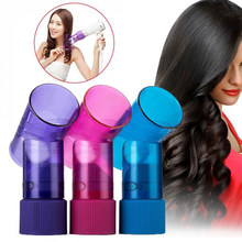DIY Diffuser Salon Magic Roller ผมแห้งหมวกเป่าลม Curl เครื่องเป่าผม Cover Roller Curler Diffuser จัดแต่งทรงผมเครื่องมือ(China)