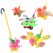 Baby Toys Trolley Toddler Rider Cute Animal Shape Creative New Product for Children Colorful Puzzles Cartoon Animals
