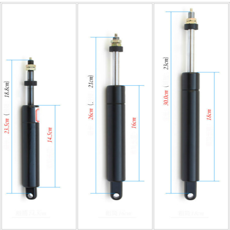 Gas Spring Generic Reclining Gas Strut for Lifting Swivel Chair Barber Hairdressing Chair Gas Support Chair Accessories