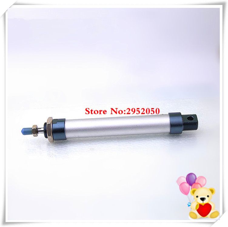 Free shipping barrel 40mm Bore300mm Stroke MAL40*300 Aluminum alloy mini cylinder Pneumatic Air Cylinder MAL40-300 38mm cylinder barrel piston kit