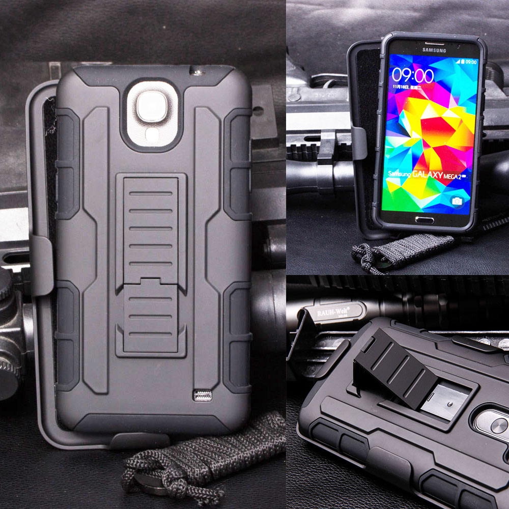 Holster Hard Case For Samsung Galaxy Core 2 J1 S3 S4 S5 Mini Note 2 3 4 5 A3 A5 A7 A8 J3 J5 J7