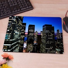 MaiYaCa Sunset in NYC Silicon Anti-slip Mouse Mats Computer Laptop Notbook Gaming Mouse Mat