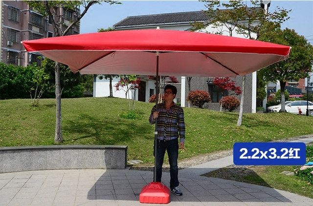 Large Sun Umbrellas Advertising Umbrella Patio Outdoor Beach Whole Custom