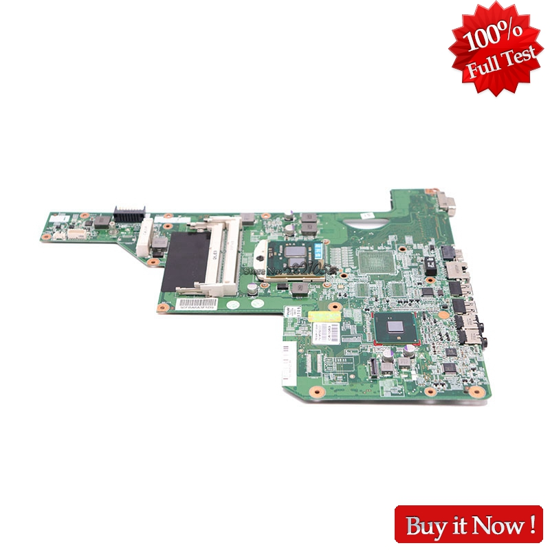 Nokotion Mainboard 615849-001 For HP G72 Laptop motherboard HM55 HD GMA DDR3 With Free Cpu цена