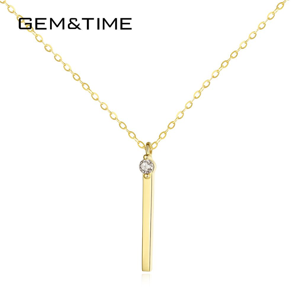 14K Yellow Gold Sweet 15 Pendant on an Adjustable 14K Yellow Gold Chain Necklace