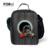 Moda Animal Print De Armazenamento Isolado Lunch Bags Para Adolescentes Bonito Pet Cães Crianças Lancheira Crianças Diário de Viagem Bolsa Termica