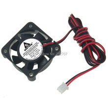 10pcs/lot 3D Printer Cooling Fan 40mm 4010s 40x40x10mm DC 12V 2Pin Cooler