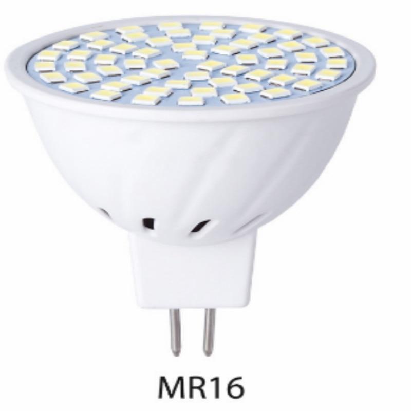 Купить с кэшбэком 220v led gu10 led e27 e14 b22 mr16 48beads 60beads 80beads 5pcs/lot free shipping