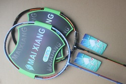 DUORA 10 LCW badminton rackets carbon T joint 30 lbs High Quality badminton racquet