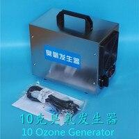 10g ceramic plate portable ozone generator machine for car air purifier home air cleaner medical Disinfection 110v 220v 12v 24v
