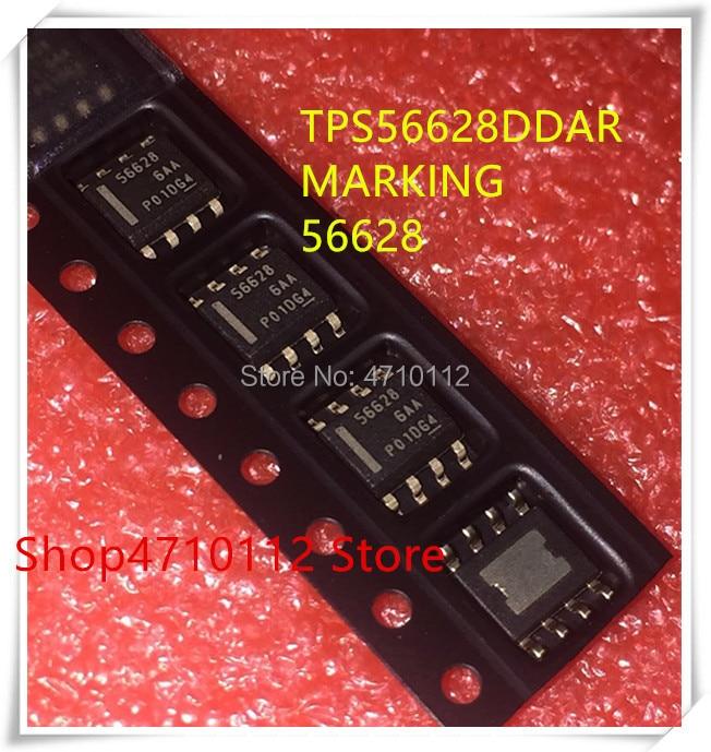 NEW 10PCS LOT TPS56628DDAR TPS56628 MARKING 56628 HSOP 8 IC