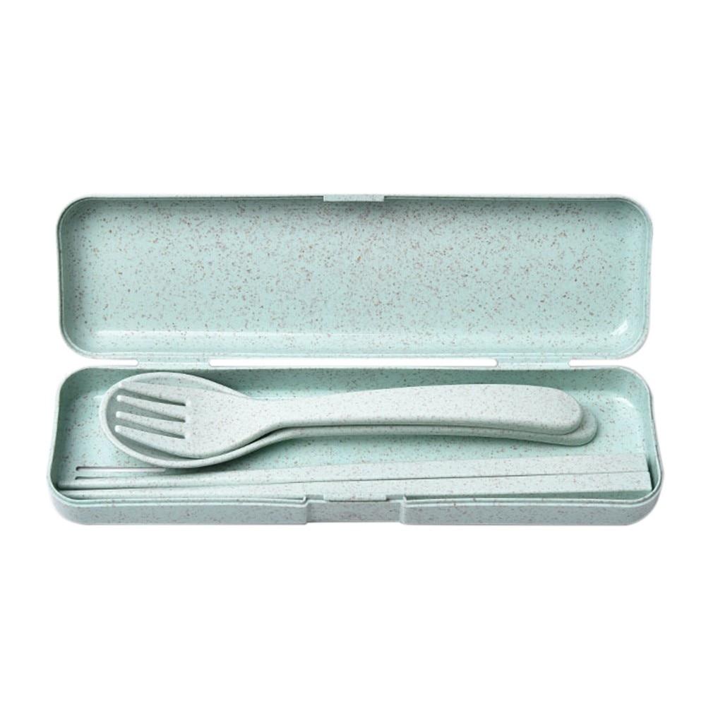 Portable Luxury Gold Cutlery Set Western Stainless Steel Dinnerware ...