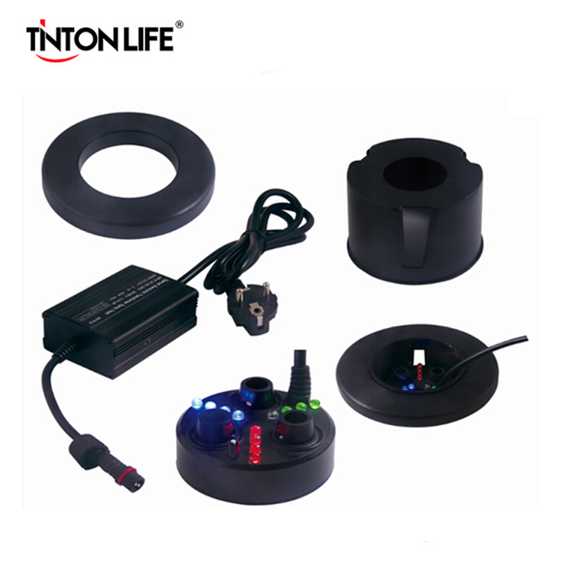 LIFE Ultrasonic Mist Maker Fogger Water Fountain Pond Atomizer Air Humidifier NO LED Industrial Incubator Humidifier