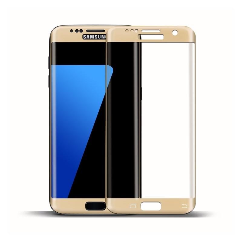 <font><b>FEMA</b></font> for Samsung S 7 edge G935 <font><b>Full</b></font> <font><b>Size</b></font> <font><b>Curved</b></font> <font><b>Tempered</b></font> <font><b>Glass</b></font> <font><b>Screen</b></font> Film for Galaxy S7 Edge