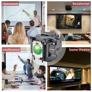 Image 4 - HAPPTBATE החלפת מקרן מנורת ELPLP67/ V13H010L67 עבור H429A VS210 VS220 PowerLite קולנוע ביתי 710 750HD MG 850HD