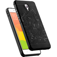 Original Brand Luxury Phone Case For Xiaomi Mi4 High Quality Soft Silicon Protective Back Cover Case