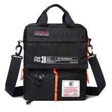 Hommes multifonctionnel étanche croix corps sacs avec poignée pour ipad portefeuille filles messenger sacs épaule sac handags nouveau XA172YL