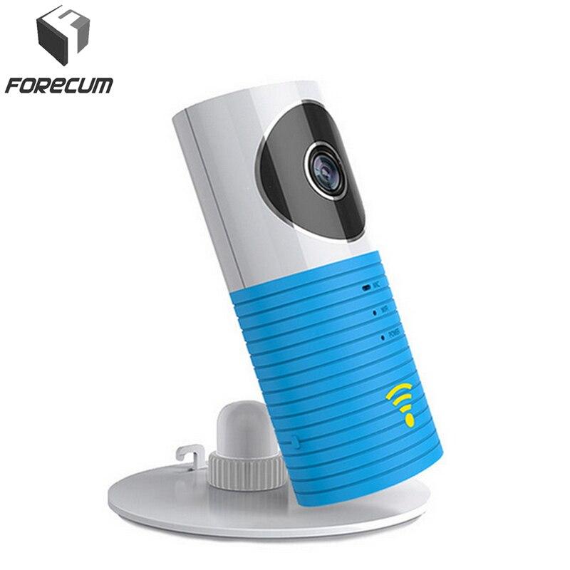 FORECUM 720 P HD Intelligent Chien Wifi de Sécurité À Domicile Caméra IP bébé Moniteur Interphone Téléphone Intelligent Audio Night Vision cam de seguridad