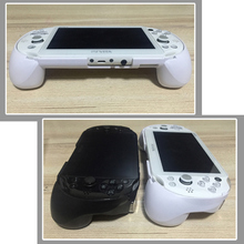 Handle Grip Case Cover for PSV 2000 L2 R2 Trigger L3 R3 Trigger PS VITA 2000 Slim Game Console for ps4 pc Gamepad Accessories