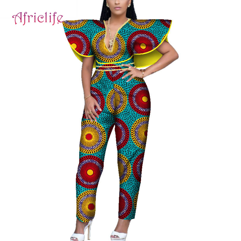 4 Dashiki 14 Bazin Las Mujer De 7 Ropa 1 3 8 Para Wy3945 9 18 17 13 20 6 Riche 12 Africana 16 Estilo 2 Mameluco 11 5 10 15 19 Africano Moda Mono Mujeres qPIwAf8