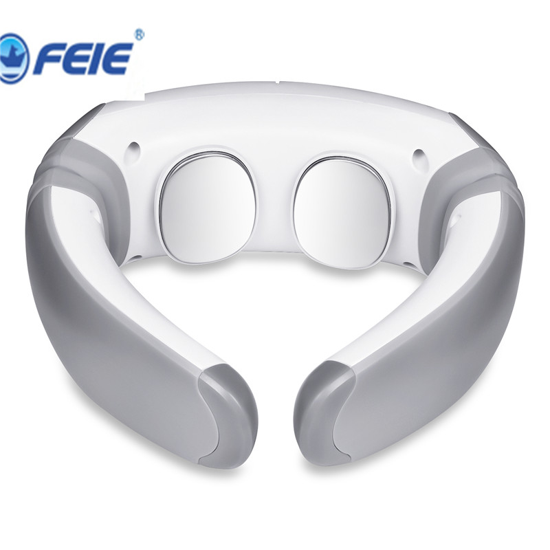 FEIE Electric Pulse Back and Neck Massager Far Infrared Pain Relief Health Care Relaxation Multifunctional Physiotherap S-305FEIE Electric Pulse Back and Neck Massager Far Infrared Pain Relief Health Care Relaxation Multifunctional Physiotherap S-305