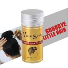Для укладки волос Stick быстрое Исправлена ремонт волосы запах свежей женский воск для волос ЗПП сломанной волосы отделки уход