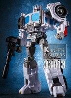 Deformation Robot Children Gifts Transformation Car Trailer Ultra Magnus Core Warrior Action Figure Children Toys