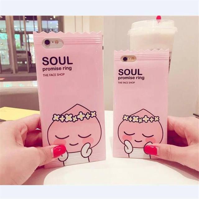 SEOUL 3D CANDY IPHONE CASE