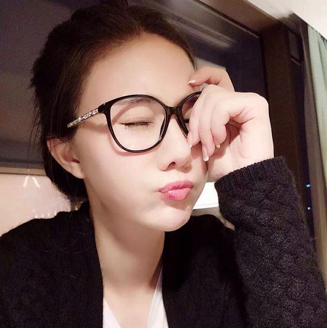 Marca Vidros Ópticos Armação de óculos 3304 Mulheres Grande Armação dos óculos de Acetato de Full-aro Óculos de Leitura Óculos Óculos de Alta Qualidade 2017