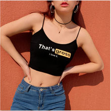 ผู้หญิง Casual Tank Top ผู้หญิงเซ็กซี่ Camisole Tank Top Midriff Casual Vest Crop Tank Top(China)