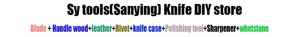 Sy tools(Sanying) Knife DIY store