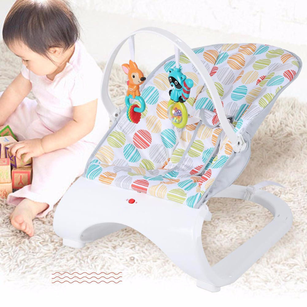 HTB1ZI.7XAY2gK0jSZFgq6A5OFXaG Infant Baby Rocker Electric Rocking Chair Cradle Newborn Comfort Vibration Rocking Chair Soothing The baby's Artifact Sleeps