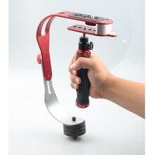 โคลงกล้องมินิมือถือs tabilizerมืออาชีพวิดีโอS Teadycam S tabilizer g opro s tabilizer Canon Nikonอุปกรณ์