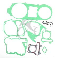 150 cc GY6 long case Scooter moped go kart engine head gasket set for TaoTao SUNL