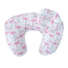 2 шт./компл. подушки для беременных Грудное вскармливание подушку для обниматься П-образный Newbron хлопок кормления кормящих подушку талии подушка