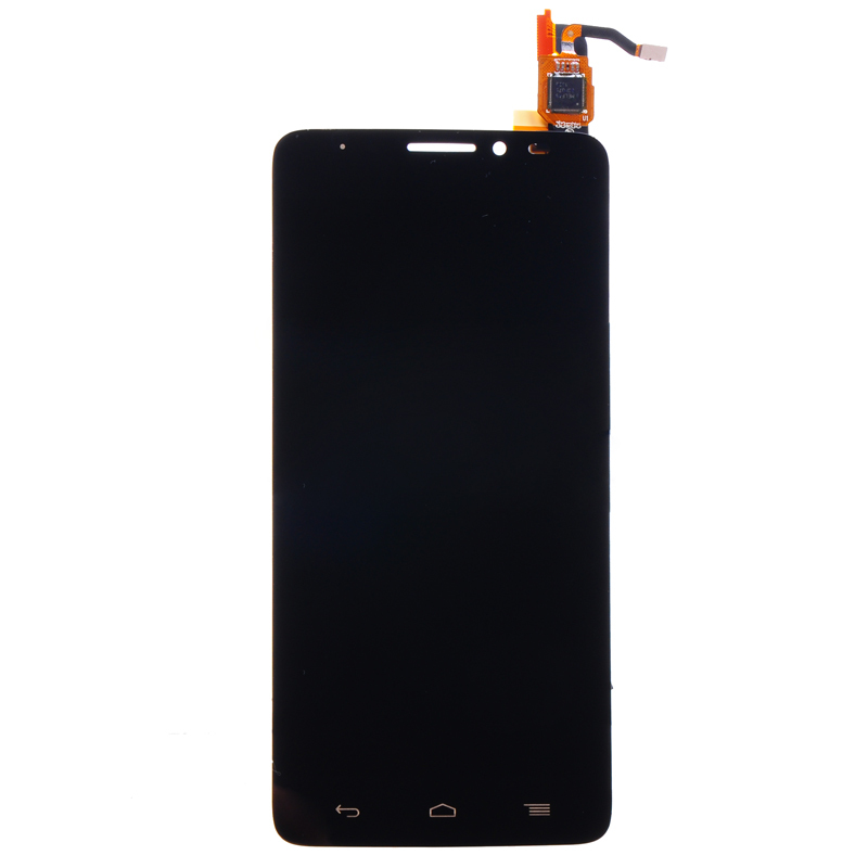 Original for Alcatel One Touch Idol X OT6040 6040 6040D 6040E 6040A OT-6040D LCD Display Touch Screen Panel Digitizer Assembly