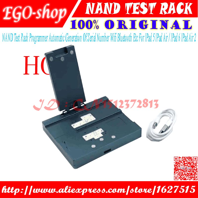 gsmjustoncct HDD NAND Test rack programmer for ipad 5/6 Air 1/2 Automatic Generationgsmjustoncct HDD NAND Test rack programmer for ipad 5/6 Air 1/2 Automatic Generation