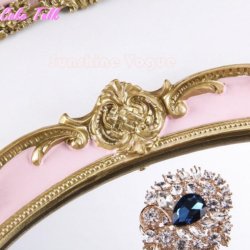 Europski ukras za okrugle ladice za držač nakita za palačinke s - Kuhinja, blagovaonica i bar - Foto 4