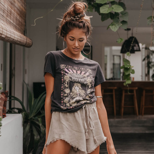 Wild Child Boho Chic T-Shirt