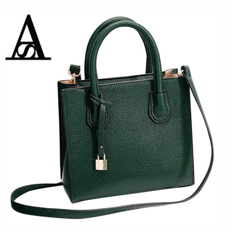 Aitesen Lychee small fashion luxury Lock handbags women shoulder bag designer michael ha ...